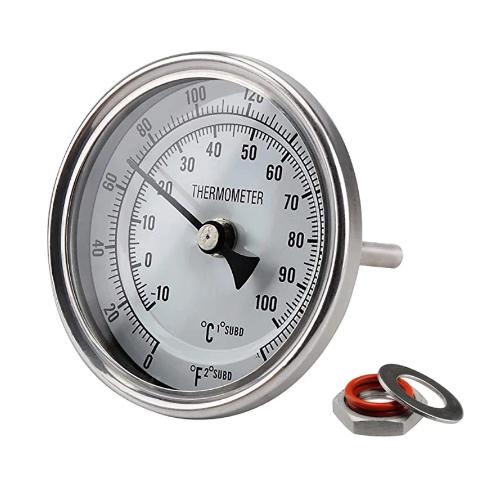 termometro de acero